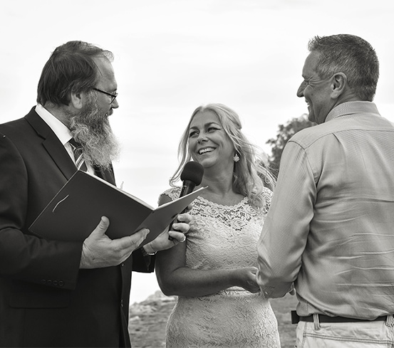 Wedding at Nambucca Heads Golf Course