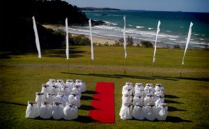 Wedding style at Coffs Harbour